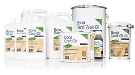 Купить масла Bona craft oil для паркета