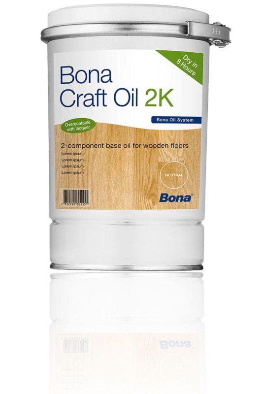 Купить Bona Craft Oil Паркетная химия